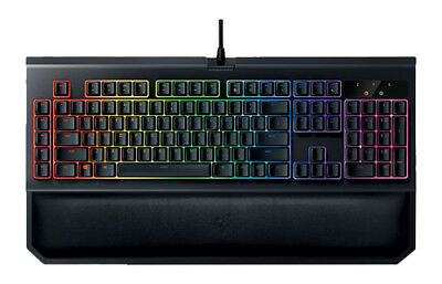 Razer BlackWidow Chroma V2 Mechanical RGB Gaming Keyboard Yellow SW RZ0302032300
