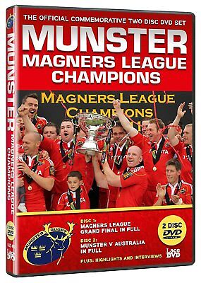 Munster Magners League Champions (DVD)