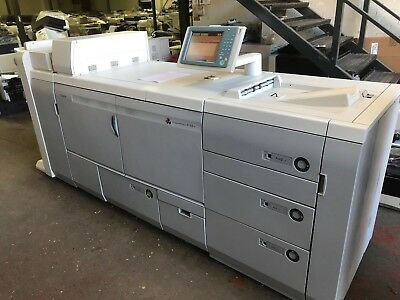 Canon Imagepress 1135+ With High Capacity Deck And Finisher