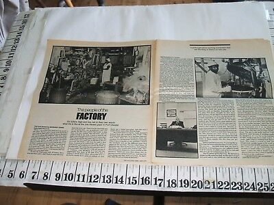 1975 Life Savers Factory Port Chester New York The Workers