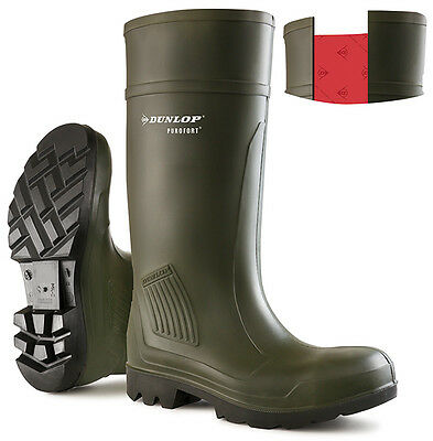 Dunlop Purofort Cold Insulating Full Safety Wellington