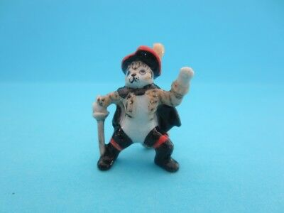 LITTLE CRITTERZ FAIRY TALES ''PUSS IN BOOTS'' FIGURINE POPULAR *Mint Condition*