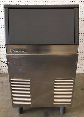 USED Scotsman Under-Counter Ice Maker CSE60A-1A