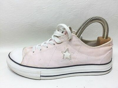 Converse One Star Athletic Sneakers Womens Shoes pink  Size 8.5 Eur 39.5