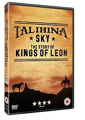 Talihina Sky : The Story Of The Kings Of Leon (Limited Edition) (DVD)