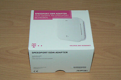 Speedport ISDN Adapter