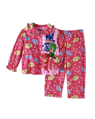 PJ Masks Girls Pajamas New