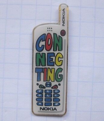 NOKIA  / CONNECTING ..................... Handy Pin (155h)