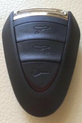 Porsche 911 997 987 Replacement 3 Button Key Head No Programming Required