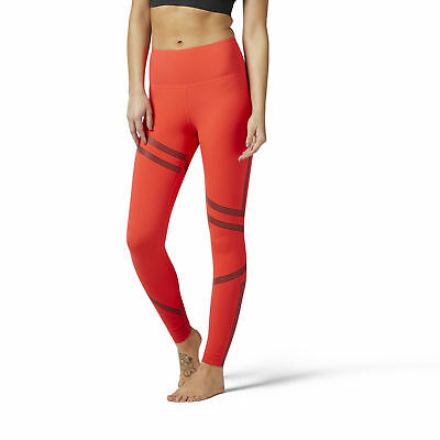 Reebok Women's Linear High Rise Legging