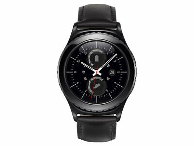 Samsung Galaxy Gear S2 Classic 40mm Stainless Steel - SMR7320ZKAXAR