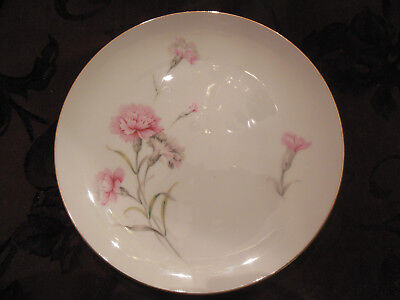Royal Court Carnation Salad Plate 7 1/2 inches Fine China of Japan