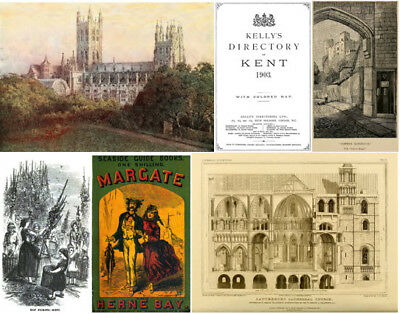 eBooks: 146 of. Kent History. Kelly's Directory+ Included, PDF