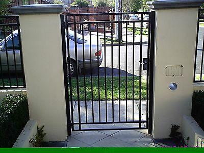 Steel Gate Armadale Design