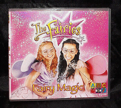 The Fairies - Fairy Magic - ABC Kids - CD Album