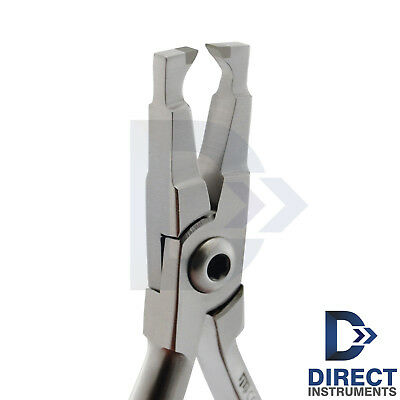 Bracket Remover Orthodontic Plier T/C Braces Removal Dental Surgical Hand Tools
