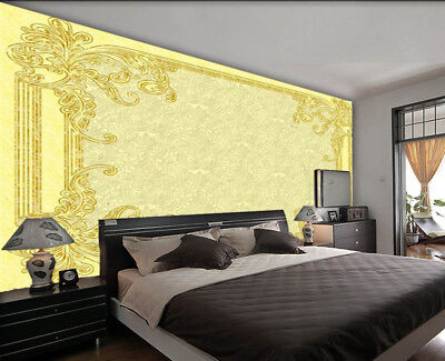Sober Blunt Design 3D Full Wall Mural Photo Wallpaper Printing Home Kids Decor