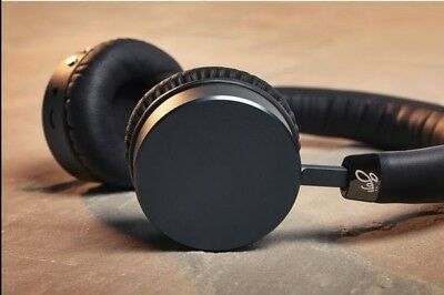 GOJI Headphones COLLECTION ANC Wireless Bluetooth Noise-Cancelling  Black