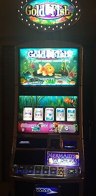 💥SALE 💥WMS BB2 Slot Machine With Goldfish 2 Software