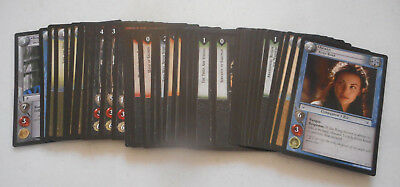 Lord of the Rings TCG 34 cards Realms of the Elf-lords ΝΟ DUPLICATES cards lotr