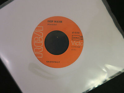 "Grapefruit - Deep Water / Come down to the station  7 "" Vinyl - Single"