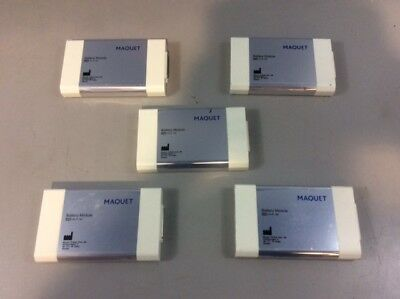 Maquet 64-87-180 Battery Modules Lot of 5 #3, Medical, Healthcare, Lab, Servo