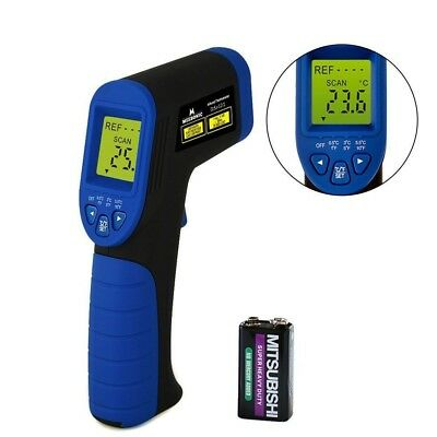 Infrared Thermometers, FiBiSonic Non-contact LCD IR Infrared Digital Thermometer