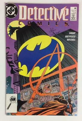 Detective comics #608. 1st appearance Anarky (DC 1989) VF- condition