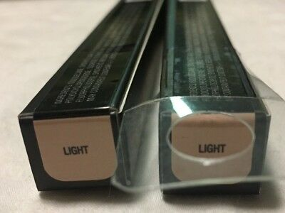 Kat Von D Lock-It Color Correcting Eyeshadow Primer Light New/Boxed Lot Of 2