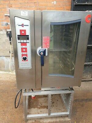 Rational Henny Penny 6 Grid Combi Steam Oven Steamer Convection Single Phase