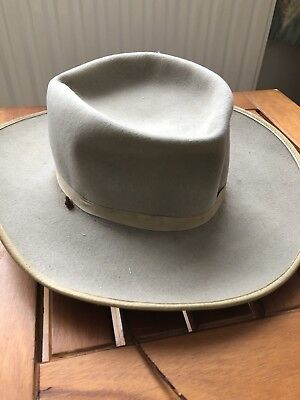 Dunn And Co Vintage Cowboy Hat