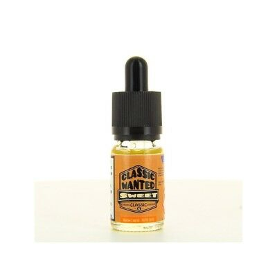 Sweet Classic Wanted VDLV  E-Liquide 5x10ml