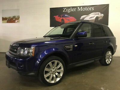 2010 Land Rover Range Rover Sport  2010 Range Rover Sport HSE Lux One Owner Clean Carfax