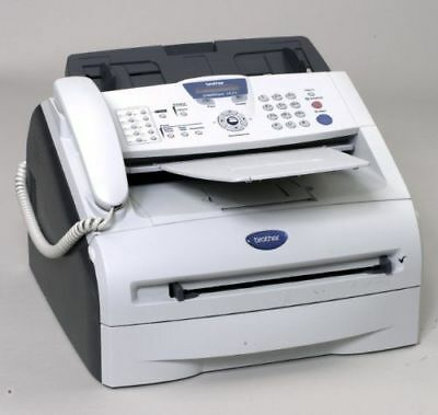 Brother FAX 2820 Compact Laser Fax/Copier/Printer (B/W)