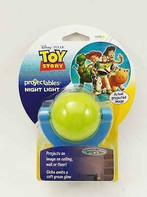 Disney Pixar Projectables LED Plugin Night Light - Toy Story - Buzz & the Gang