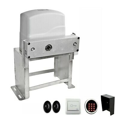 ALEKO Sliding Gate Opener With Accessories For Sliding Gates Up To 55-ft 2400-lb