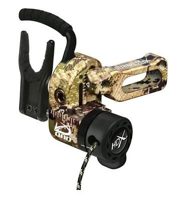 QAD Ultra HDX Arrow Rest Optifade Subalpine Camo Right Hand UHX0S-R