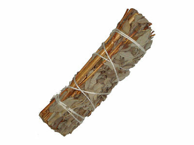 Smudge Stick WHITE SAGE and LAVENDER - 11-12cm