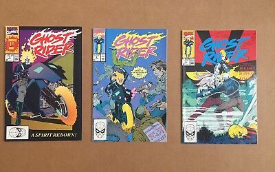 Ghost rider Comic lot - MARVEL- GHOST RIDER- VF/NM EXCELLENT!