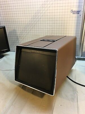Vintage Polaroid Polavision Projector Land Player - As Is, For Parts or Repair