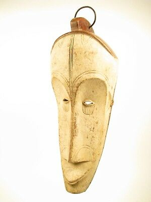 GothamGallery Fine African Art - DRC Gabon Fang Ngil Tribal Mask P