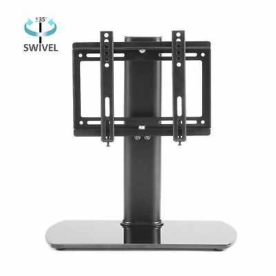 RFIVER Universal TV Stand/base Tabletop Stand With Swivel Mount Bracket  Suitable
