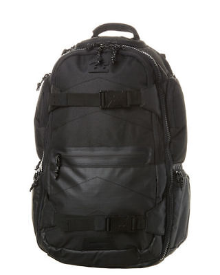 Billabong Combat Stealth School Laptop Skate Backpack 35 Litres. Nwt. Rrp $99-99