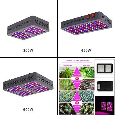 300W 450W 600W LED Grow Light Full Spectrum for Indoor Plant