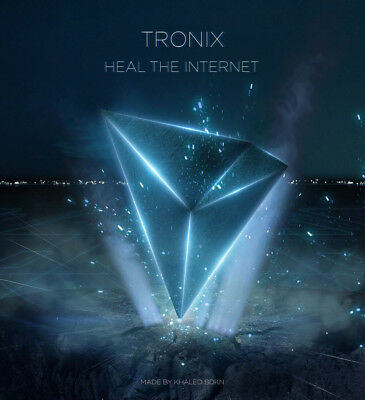 3,000 TRON (TRX) Coins -- Virtual Cryptocurrency (Established US Seller)