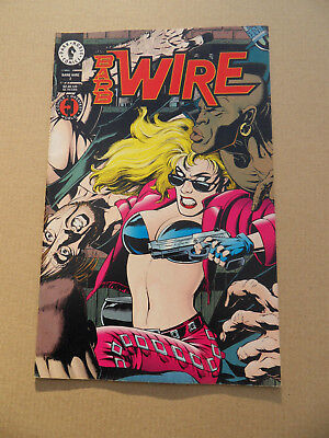 Barb Wire 2 . Dark Horse 1994 . VF - minus