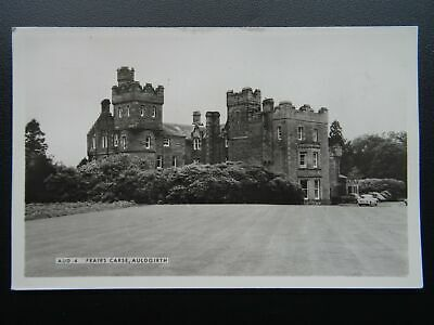 Scotland AULDGIRTH Friars Carse Country House c1950's RP Postcard by Frith