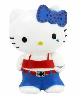 BULLYLAND Hello Kitty Cool in Jeans u. Mimmy-6er Set - Mitbringsel o. Give Away
