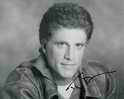 Ted Danson Cheers signed 10x8 photo obtained In Person Online COA [15074]