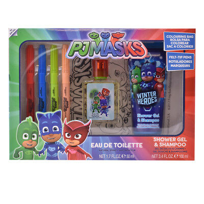 Parfüm-Sets Cartoon unisex PJMASKS SET 6 pz